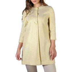 Vêtements Femme Manteaux Fontana - amber Jaune