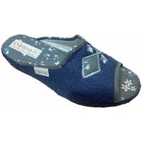 Chaussures Femme Chaussons Cristina CRI06921blu blu