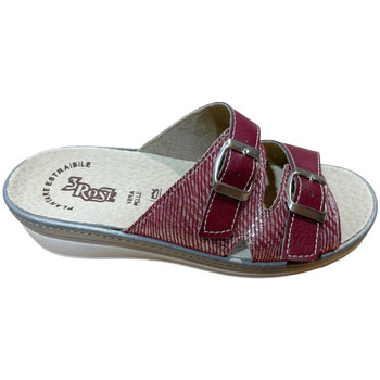 Chaussures Femme Mules 3 Rose 3ROSE92173bord blu