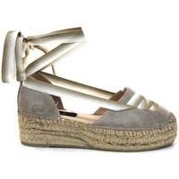 Chaussures Femme Espadrilles Gaimo Eva Gris