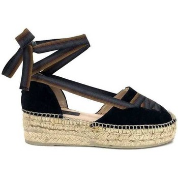 Chaussures Femme Espadrilles Gaimo Eva Noir