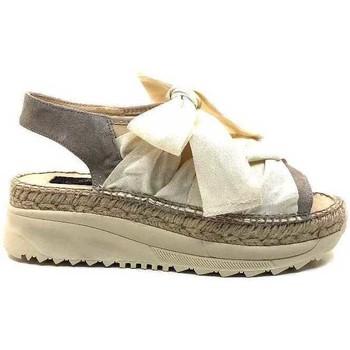 Chaussures Femme Sandales et Nu-pieds Gaimo Vina Beige