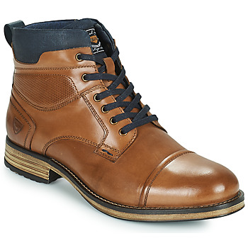 Chaussures Homme Boots Kaporal GUSTIN Tan