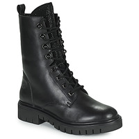 Chaussures Femme Boots Kaporal ZELIZA Noir / Glitter