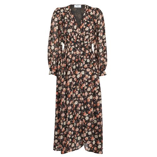 Vêtements Femme Robes longues Betty London PILOMENE Noir