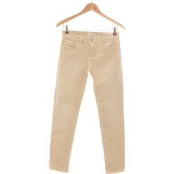 Vêtements Femme Jeans slim Closed Jean Slim Femme  36 - T1 - S Beige