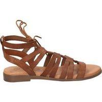 Chaussures Femme Sandales et Nu-pieds Tarke SANDALIAS KAOLA- 1357 SEÑORA ROBLE Marron