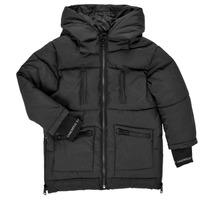 Vêtements Fille Doudounes Karl Lagerfeld DIAMANT NOIR Noir