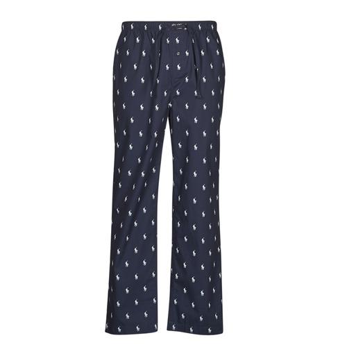 Vêtements Homme Pyjamas / Chemises de nuit Versace Jeans Couture PJ PANT SLEEP BOTTOM Marine