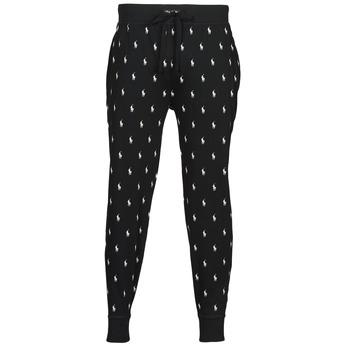 Vêtements Homme Pantalons de survêtement Polo Ralph Lauren JOGGER PANT SLEEP BOTTOM Noir