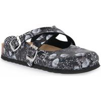 Chaussures Femme Sabots Bioline NERO IBIS Nero