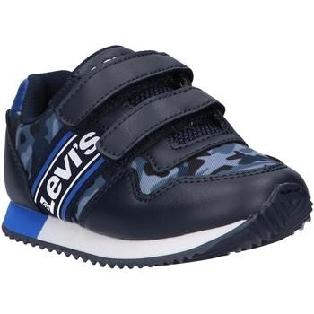 Chaussures Garçon Multisport Levi's VSPR0062T NEW SPRINGFIELD Azul