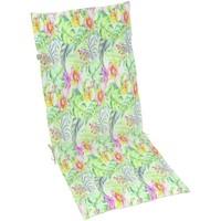 Maison & Déco Coussins Vidaxl Coussin de chaise de jardin 120 x 50 x 4 cm Multicolore