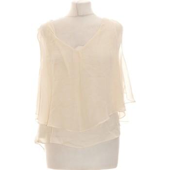 Vêtements Femme Tops / Blouses Forever 21 Blouse  36 - T1 - S Jaune