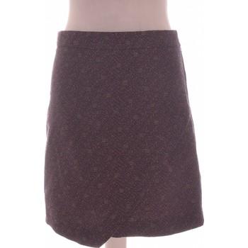 Vêtements Femme Jupes Grain De Malice Jupe Courte  36 - T1 - S Bleu