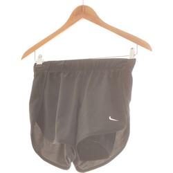 Vêtements Femme Shorts / Bermudas Nike Short  34 - T0 - Xs Noir