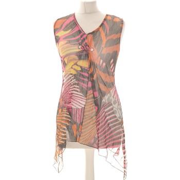 Vêtements Femme Débardeurs / T-shirts sans manche Formul Débardeur  36 - T1 - S Orange