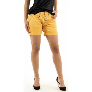 Vêtements Femme Shorts / Bermudas Please p88a cv9n3n 1288 mango jaune
