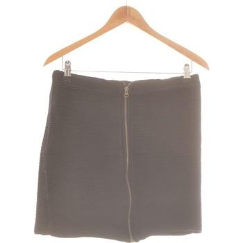 Vêtements Femme Jupes Springfield Jupe Courte  40 - T3 - L Noir