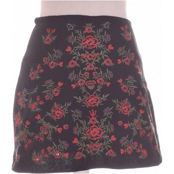 Vêtements Femme Jupes Zara Jupe Courte  34 - T0 - Xs Noir