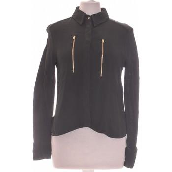 Vêtements Femme Gilets / Cardigans Zara Gilet Femme  34 - T0 - Xs Vert
