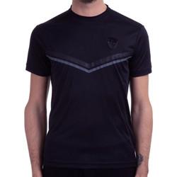 Vêtements Homme T-shirts manches courtes Ea7 Emporio Armani Tee-shirt EA7 Bleu