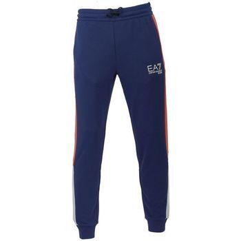 Vêtements Homme Pantalons de survêtement Ea7 Emporio Armani Pantalon de Bleu