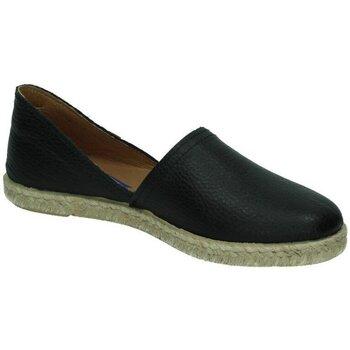 Chaussures Femme Espadrilles Verbenas  Noir