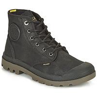 Chaussures Boots Palladium PAMPA CANVAS Noir