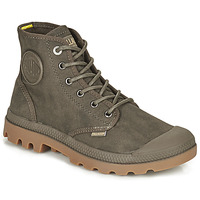 Chaussures Boots Palladium PAMPA CANVAS Marron