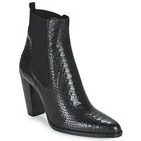 Chaussures Femme Boots San Marina ALENA Noir