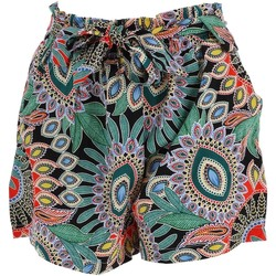 Vêtements Femme Shorts / Bermudas Stella Bianca Bria short   lady vert Vert