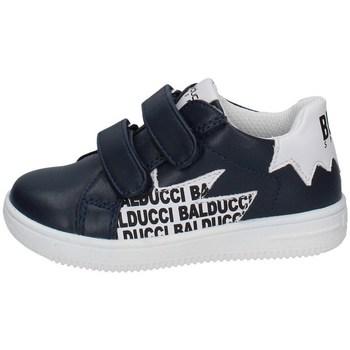 Chaussures Garçon Baskets basses Balducci BS2400 Bleu
