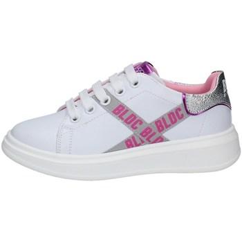 Chaussures Fille Baskets basses Balducci BS2201 BLANC