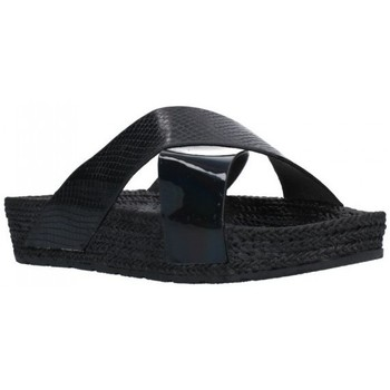 Chaussures Femme Tongs Kelara K12033 Mujer Negro noir