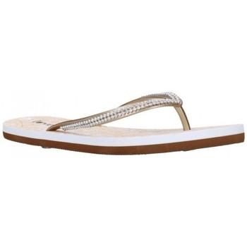 Chaussures Femme Tongs Kelara K12009 Mujer Dorado Doré