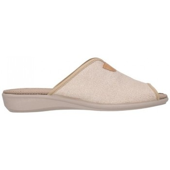 Chaussures Femme Chaussons Calzamur 51119000 Mabel A48 Mujer Beige beige