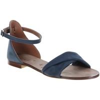 Chaussures Femme Sandales et Nu-pieds Champ De Fleurs 04ZARA Bleu