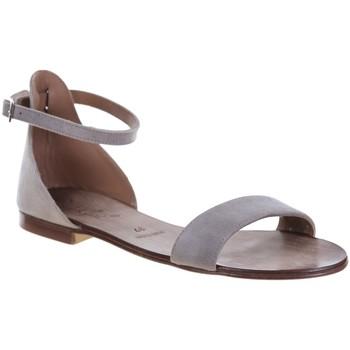 Chaussures Femme Sandales et Nu-pieds Champ De Fleurs 118ZARA Taupe