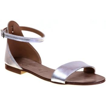 Chaussures Femme Sandales et Nu-pieds Champ De Fleurs 118ZARA Argent
