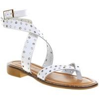 Chaussures Femme Sacs de voyage Donna Lucca 1236 MOD Blanc