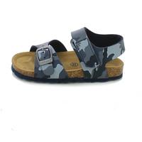 Chaussures Garçon Sandales et Nu-pieds Grunland SB0385.28_20 Gris