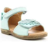 Chaussures Fille Sandales et Nu-pieds Aster Natina TURQUOISE