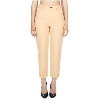 Vêtements Femme Pantalons Department Five VOLT PANTALONE REGOULAR cc520-nude