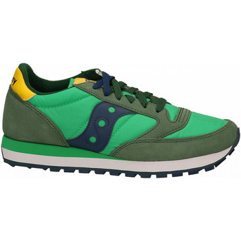Chaussures Homme Baskets basses Saucony JAZZ O green-yellow