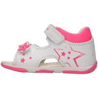 Chaussures Fille Sandales et Nu-pieds Geox B150YA043BC BLANC