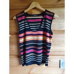 Vêtements Femme Débardeurs / T-shirts sans manche Caroll debardeur Multicolore