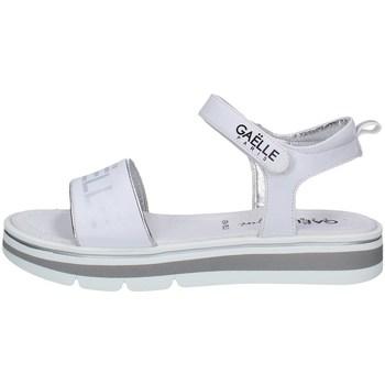 Chaussures Femme Sandales et Nu-pieds GaËlle Paris G-840B Blanc