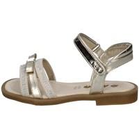 Chaussures Fille Sandales et Nu-pieds Asso AG-11205 Argenté