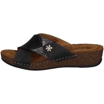 Chaussures Femme Mules Florance 22132-1 NOIR